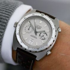 Elegant Watches, Tag Heuer, Cool Watches, Chronograph, Pewter, Times, Gallery, Photos, Accessories
