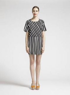 RAGLAN dress - Marimekko clothes - spring 2014