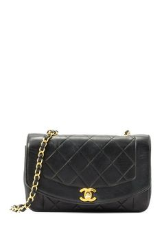 Vintage Chanel NS Matelasse Chain Shoulder Bag