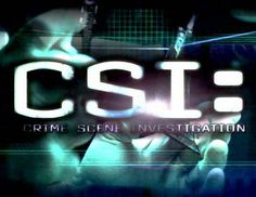 CSI..... The Original, and the best!