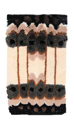 // Large 1970's latch hook from my new Etsy Blog post http://www.etsy.com/blog/en/2012/the-fiber-arts/