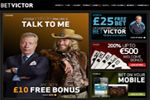 Established as Victor Chandler in 1946, but launched online in 1999 and licensed by the Government of Gibraltar, BetVictor is known for being the leading online betting site that provide over 500 top online games