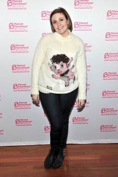 Lena Dunham attends Sex, Politics and Film Hosted by Lena Dunham and Planned Parenthood Action Fund at Wahso Asian Grill on Jan. 25, 2015, in Park City, Utah. Getty Images -Cosmopolitan.com