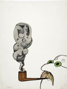 Tomi Ungerer Picasso