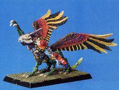 U.S.A. 1994 - Warhammer Monster - Demon Winner, the unofficial Golden Demon website