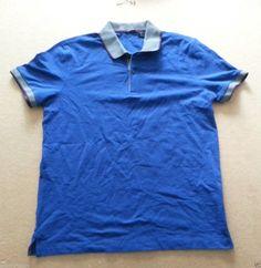#sunglasses ebay women HUGO BOSS men size M POLO style blue cotton shirt HugoBoss withing our EBAY store at  http://stores.ebay.com/esquirestore