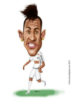 Caricatura de Cheversson Chagas 17