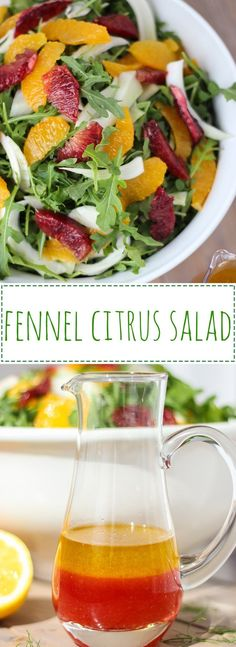 Fennel Citrus Salad // Fork in the Kitchen