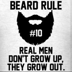 Beard rule#10