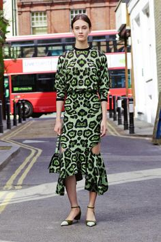 Givenchy, Look #12