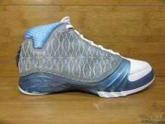 Vtg OG 2008 Nike Air Jordan XXIII XX3 23 s sz 7.5 VII Titanium RARE Limited UNC #Jordan #AthleticSneakers  #tcpkickz