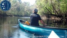 Veterans kayaking The Santa Fe with The IRISHWATERDOGS WARRIORS Program.