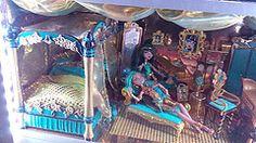 20140102_195121 (kaki2501) Tags: house monster high ooak haus frankie custom cleo operetta ghoulia clawdeen