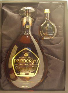 Welsh Penderyn Single Malt Whisky