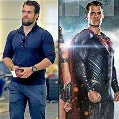 Man Of Steel . #HenryCavill #Henry #Cavill #ManOfSteel #Superman #TeamCavill