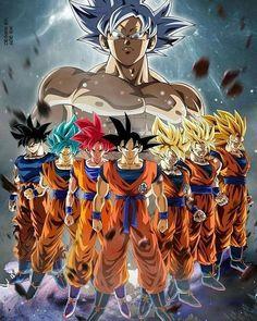 Dragon Ball Gt, Dragon Ball Image, Handy Wallpaper, Goku Wallpaper, Drawing Reference Poses, Held, Funny Art, Animes Wallpapers, Illustrations