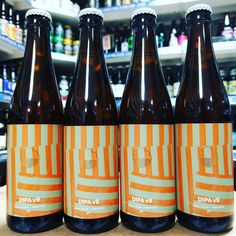 DIPA v9 - 9% Double IPA from @cloudwaterbrew now in stock