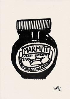 Marmite (2012) by Iker Garcia Barrenetxea. W.L.S.E.R. - Western LifeStyle Everyday Recipe Exhibition.