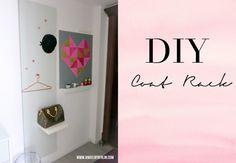 * Angel of Berlin: [DIY] Coatrack