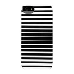 Incase Stripes Snap Case für 5 - Stripes Black bei www. Iphone 5s, Iphone Cases, Samsung, Smartphone, Android, Stripes, Cool Stuff, Girls, Black