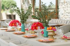 Indian Wedding in Greece, Indian Wedding in Costa Navarino Greece Wedding, White Ribbon, Costa, Indian, Table Decorations, Home Decor, Wedding In Greece, Decoration Home, Room Decor