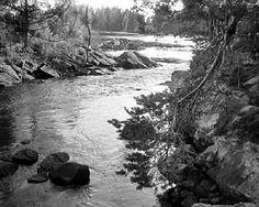 Сплав по реке Охте в Карелии 1989 год
