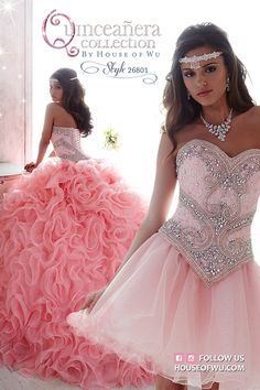 Quinceanera Collection Style 26801 - Quinceanera Collection