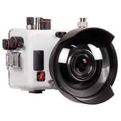 Ikelite Underwater Housing for Sony Alpha a6300 Mirrorless Camera
