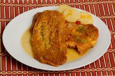 Los rellenos de pescado seco son una tradición Salvadoreña, especialmente, para Semana Santa. Y los disfrutamos el resto del año por su delicioso sabor.