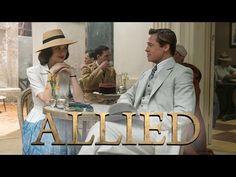 Assistir trailer official do filme: Aliados , próximo lançamento nos cinemas.