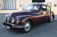 Beautiful RHD Bristol 401 from 1953 For Sale