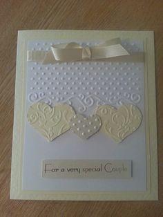 Wedding /engagement card