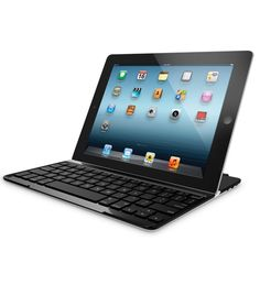 Ultrathin Keyboard Cover – Logitech SE  Even more stylish than the one from Ultracase.