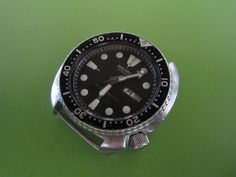 Another shot of the Seiko 6306 JDM diver.  $SOLD