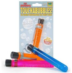 Glitter Touchabubbles  by Perpetual Kid