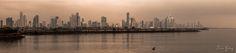 https://flic.kr/p/J8ZT7u | Panama City - panoramic - color - PanamaCity/Panama | www.picturecumlux.com.br