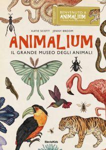 Copertina Animalium