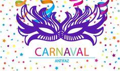 Antifaz de Carnaval. - Wonder Is Paper