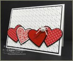 Image result for stampin up valentine card ideas