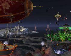 Virtual World Kitely is giving Second Life very serious competition for it's title as king of the Virtual Worlds.