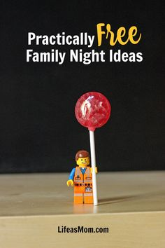 Practically Free Family Night Ideas to Try with Your Kids | Life as Mom  Family Night Ideas don't have to be complex, expensive, or involve crazy stunts. Our kids mostly want to spend time with us that doesn't involve laundry or dishes.   http://lifeasmom.com/13-practically-free-family-night-ideas-frugal-friday/