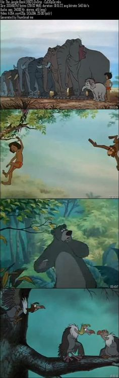Jungle Book was my favorite movie when I was little I didn't own it but my uncle did and he would let me borrow it Disney Fun, Disney Magic, Children's Films, Movies, Tv Show Games, Walt Disney Animation, Disney Concept Art, Pinterest Images, Memorial Tattoos