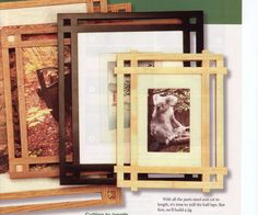 miter less picture frames