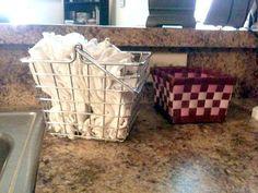 "Making your own ""unpaper"" towels...never buy paper towels again!"