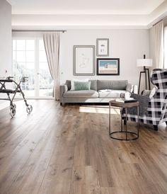 Jaká podlaha do jaké místnosti? - HOME Apartment Interior Design, Scandinavian Style, Living Room, Furniture, Building Homes, Home Living Room, Home Furnishings, Drawing Room, Lounge