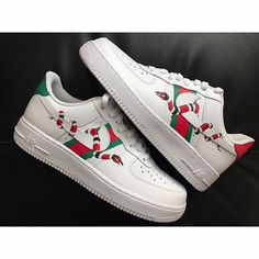 Gucci Custom Nike Air Force 1