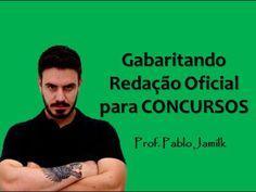 Princípios da Redação Oficial - Redação Oficial - Prof. Pablo Jamilk - G...