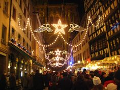 German Christmas Markets, Broadway Shows, Google