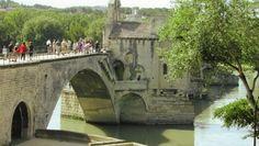 Pont d'Avignon (Saint Bénezet) - Site Officiel de L'Office de Tourisme de la ville d'Avignon