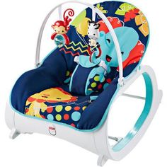 http://www.infanteducationaltoys.com/category/fisher-price/ Fisher Price Infant-To-Toddler Rocker - Walmart.com